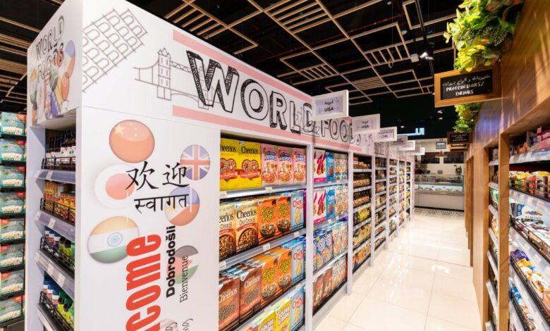 First Géant Hypermarket Opens in Al Khawaneej