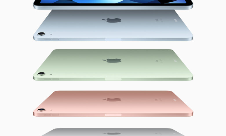 Apple Launches All-New iPad Air with A14 Bionic