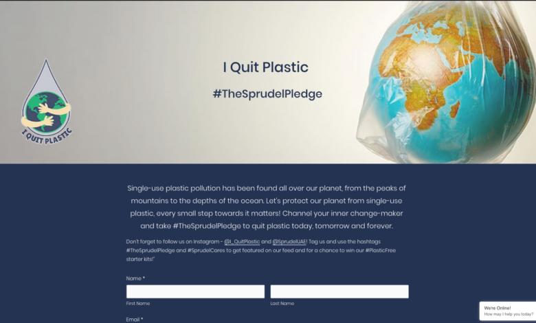 I Quit Plastic
