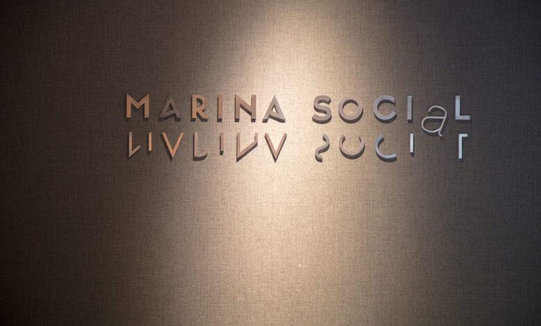 THE NEW SOCIAL AT MARINA SOCIAL BY JASON ATHERTON