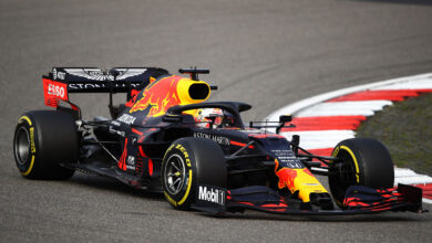 Photo of Honda's Verstappen Second in Eifel Grand Prix