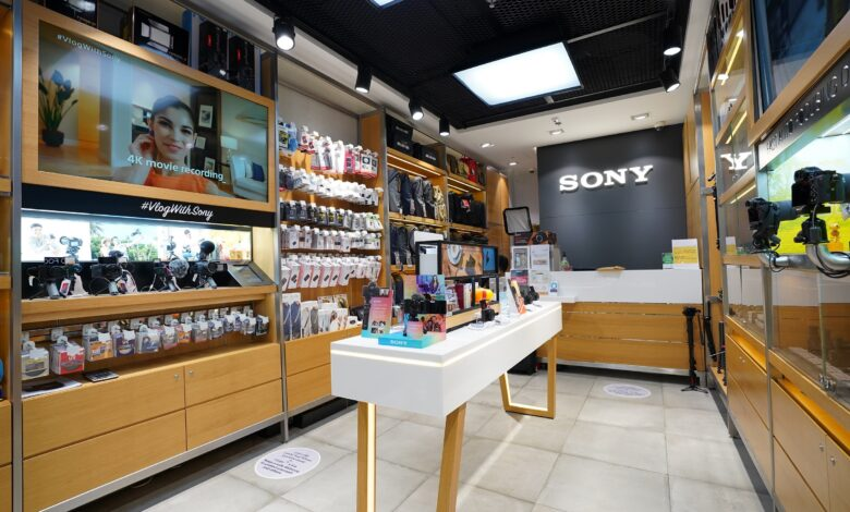 Sony Mall of Emirates