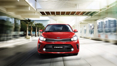 Photo of Essence Of Joyful Driving – KIA Pegas 2020